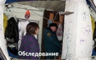 Примерный акт обследования жилищно бытовых условий учащегося