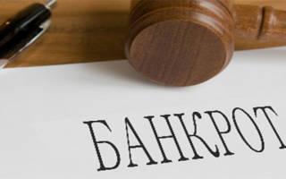 Упрощенная процедура банкротства ооо