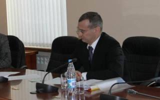 Председатель арбитражного суда города москвы