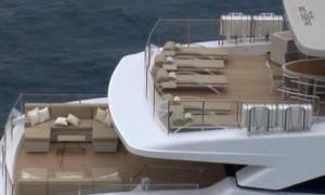 Яхта сириус путина