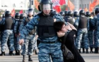 Путин создал национальную гвардию